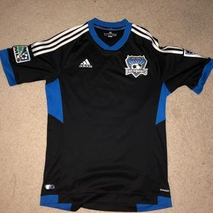 Other - Quakes Official Jersey in Black